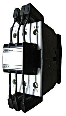 Контактор LA3K 3P 33.3 квар 220-240В Schrack