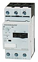Выключатель электродвигателя BESD, 1 А, класс 10, 100 кА, 690В Schrack