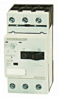 Выключатель электродвигателя BESD, 6.3 А, класс 10, 100 кА, 690В Schrack