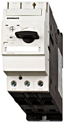 Выключатель электродвигателя BES2, 25 А, класс 10, 50 кА, 690В Schrack