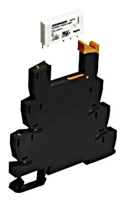 Релейный сборник SNR 1 перекидной контакт 6А винтовая клемма 24В / DC Schrack