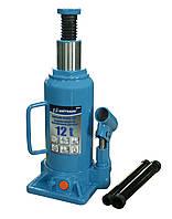 Домкрат бутылочный 12 т (Н=230+155+80 мм) Unitraum UN91204