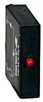 Модуль гнезда для реле MT3 с красным светодиодом 24В / AC / DC Schrack