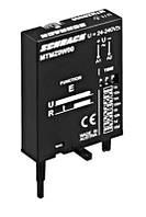 Модуль гнезда MT для реле реле MT3x с задержкой срабатывания при различных напряжениях 24-230В AC / DC Schrack