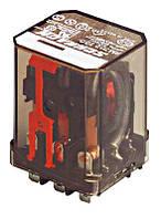 Силовое реле RM 2 контакта 16A 24В / DC Scharck