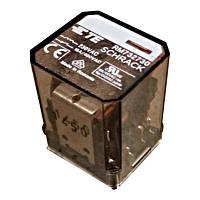 """Силовое реле RM 3-конт. 16А 230В / АС """"Faston187"""" Schrack"""