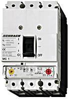 Регулирующий силовой автоматический выключатель S1 25кА 3P 32А тип A Schrack