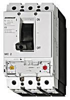 Регулирующий силовой автоматический выключатель S2 25кА 3P 160А тип А Schrack