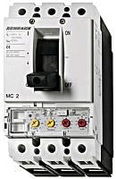 Регулирующий силовой автоматический выключатель S2 50кА 3P 160А тип VE Schrack