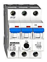 Автомат защиты двигателя 3P 2.5-4 Schrack