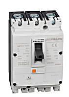 Выключатель в литом корпусе типа А, 3P, 36kA, 80A Schrack