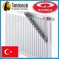 Sanica стальной панельный радиатор тип 22 300х1300