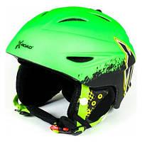Шлем X-Road зеленый S-M