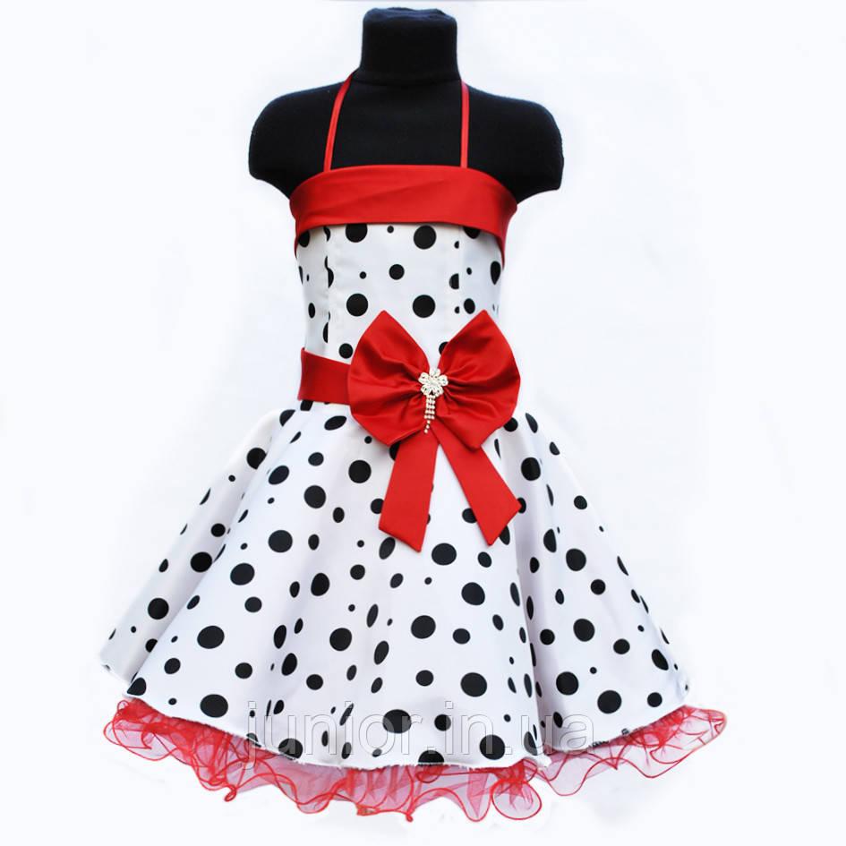 d913f0d67cc8bfd Нарядное платье в ретро стиле для девочки