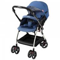 Aprica Optia прогулочная коляска для новорожденных, цвет синий