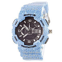 Часы наручные Casio Baby G GA-110 Jeans Light-Blue