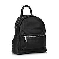 Рюкзак Virginia Conti VC01383black кожаный Черный