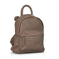 Рюкзак Virginia Conti VC01383taupe кожаный Коричневый