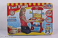 Набор 2 в 1 9000 (1062653)  двусторонний (детская кухня + туалетный столик),  в коробке 42*16, 5*37 см.