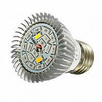 Лампа светодиодная ФИТО Е27 9Вт 220В
