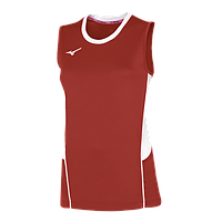 Женская волейбольная футболка Mizuno AUTHENTIC HIGH-KYU NS SHIRT (V2EA7201-62) AW17, Размеры XL