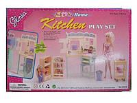 Мебель для куклы Gloria 21016  для кухни,  в коробке 21*32*6 см.