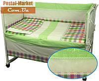 Набор для детской кроватки Руно 977 Прованс