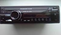 Магнитола MP3 USB Sony 1085B-ISO съемная панель