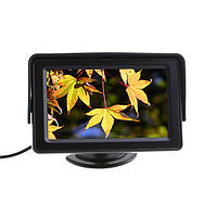 """Авто монитор 4.3"""" цветной ЖК-дисплей Для 2-х камер"""