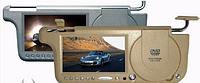 Монитор в козырек Opera 7003DVD, солнцезащитный козырек с монитором 7 дюймов, козырек / DVD плеер