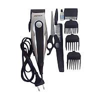 Универсальная машинка для стрижки волос в наборе Pritech PR 1272