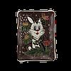 Тарелка прямоугольная «Заяц»