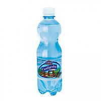 Вода минеральная, Слободская, газированная  Барба 0,5 л
