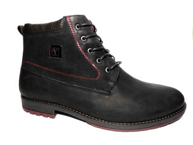 Ботинки YDG Bellini 712 T черные