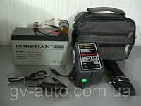 Автономный источник питания 12 Вольт - 9А/ч. для фары искателя. https://gv-auto.com.ua, фото 1