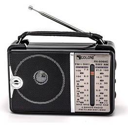 Всехвильовий радіоприймач GOLON RX-606 AC
