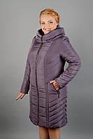 Плащевое женское пальто, фото 1