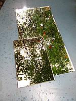 Плитка зеркальная зеленая,бронза, графит 250*250 фацет.плитка в Киеве, Полтаве,цветная плитка зеркальная.