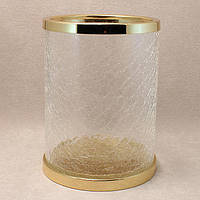 Windisch Ведро для мусора (золото) Ø 180 x 250 h