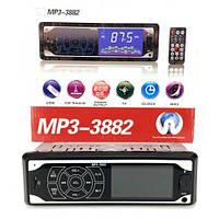 Автомагнитола MP3 3882 Pioneer - MP3 Player, FM, USB, SD, AUX сенсорная магнитола