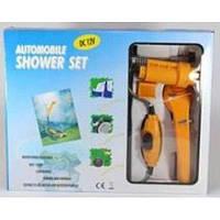 Автодуш YD104 автомобильный душ 12 вольт, портативный душ автомойка, туристический душ, душ от прикуривателя П