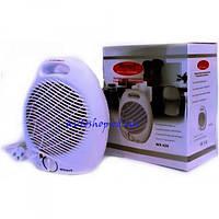 Тепловентилятор электрический для дома Wimpex FAN HEATER WX-426