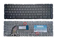 Оригинальная клавиатура для ноутбука HP Pavilion 15-E, 15T-E, 15Z-E 15-N, 15T-N, 15Z-N, 15-R Series (RU) Black