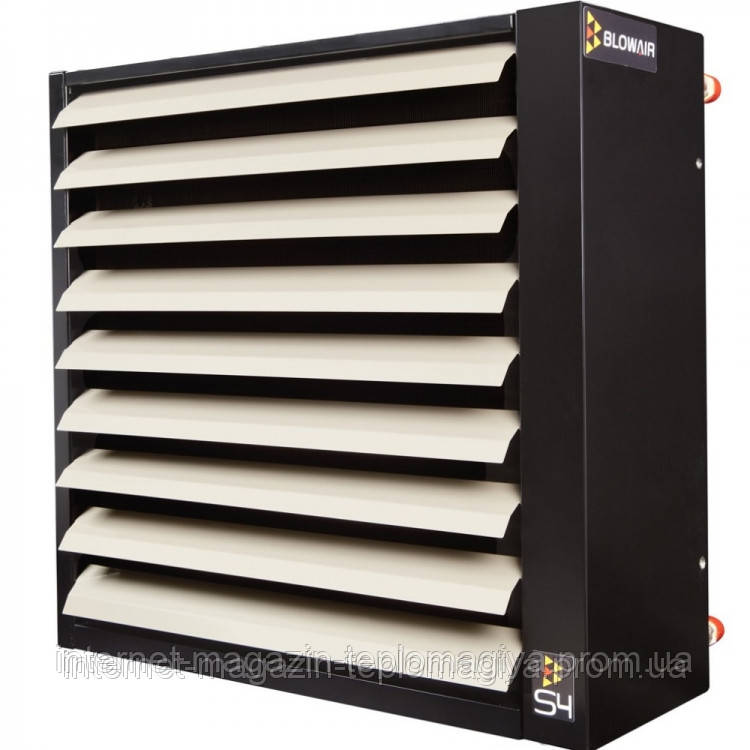 Тепловентилятор водяной Blowair S4 (59 кВт)