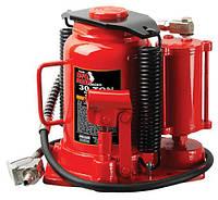 Домкрат бутылочный пневмо-гидравлический 30т 250-405 мм TRQ30002