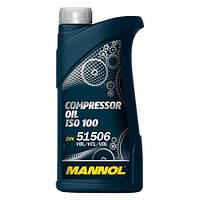 Компрессорное масло MANNOL Compressor Oil ISO 100