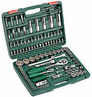 Набор торцевых головок 1/4 DR4-14мм и 1/2 DR10-32 мм, 108 единиц HANS TK-108