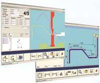 Программное обеспечение HACOBend 2D, HACO Бельгия