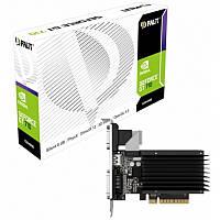 Видеокарта GeForce GT710 1024Mb PALIT (NEAT7100HD06-2080H)