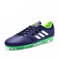 Мужская футбольная обувь искусственная кожа черный / оранжевый / синий 05822551